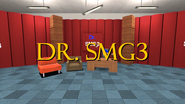 Dr SMG3 title card