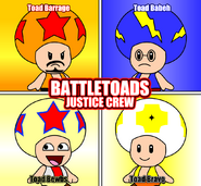 The Battletoads
