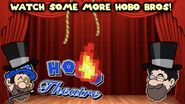 Watch some more hobo theater