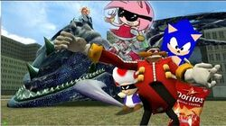 Sonic the derphog The Evilness of Eggman(?)