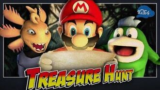 SMG4 Treasure Hunt With The Bois