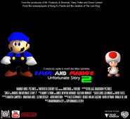 SMG4 and Mario's Unfortunate Story 2 (2019) Poster