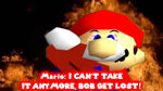 I CAN'T TAKE IT ANYMORE, BOB GET LOST!