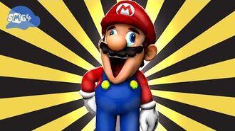 SMG4 Mario Scratches His Ass