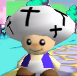 Toad priest