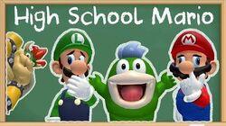High School Mario