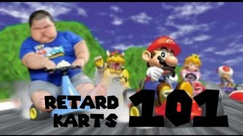 Retarded64: Retard Karts 101