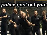 GTA Policemen