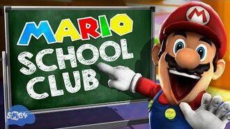 SMG4 Mario School Club