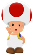 Toad (SMG4VERSE) Render