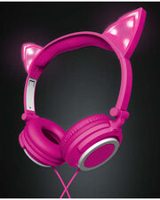 Polaroid-pink-light-up-led-cat-headphones-pink