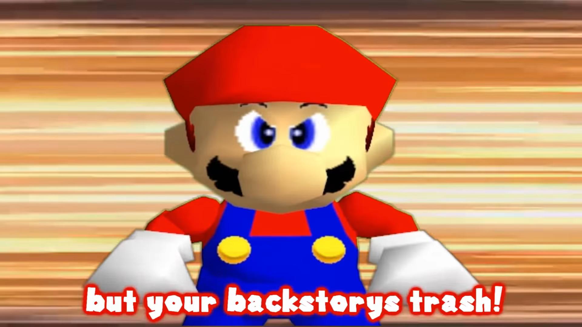 Mario Supermarioglitchy4 Wiki Fandom