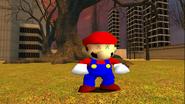 Mario's Big Chungus Hunt 210