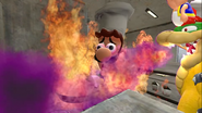 Mario's Hell Kitchen 123