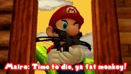 Mario The Poacher
