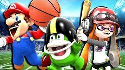 SMG4 Stupid Mario Sports Mix