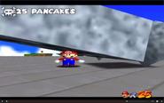 Mario is a Pancake