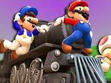 SMG4: Mario's Train Trip