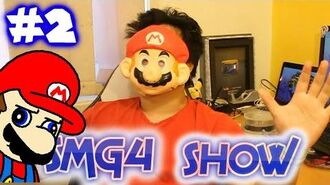 The SMG4 Show SMG4 'reacts' to SMG4