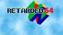 Retarded64 Logo Introduction
