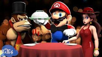 SMG4 Mario's Fancy Dinner