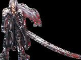 False Sephiroth