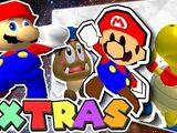 Mario's EXTRAS: Stupid Paper Mario
