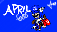 April Fools (Sketch fanart)