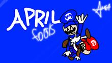 April Fools (Sketch fanart)