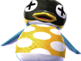 Cube the Penguin