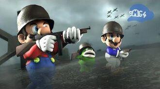SMG4-SMG4 World War Mario