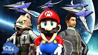 SMG4 If Mario Was In... Starfox (Starlink Battle For Atlas)