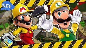 SMG4 Stupid Mario Maker 2