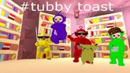 Tubby toast