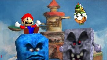 SM64 Tales Thwompin' and Whompin'