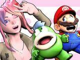 SMG4: Doki Doki Mario Club