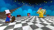 SMG4 Mario's Late! 051