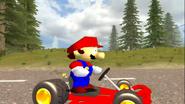 If Mario was in... Deltarune 009