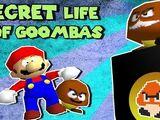 Super Mario Bloopers: SECRET LIFE OF GOOMBAS