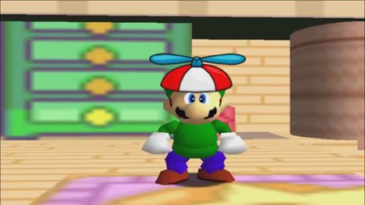 Luigi Kid Supermarioglitchy4 Wiki Fandom Powered By Wikia