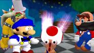 SMG4 Mario's Late! 107