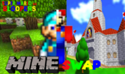 Super mario 64 bloopers mineswap by supermariofan54321-d6qwiq1