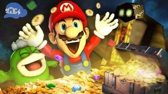 SMG4 Mario and The Lost City...