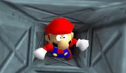 MarioFallsThroughAnAirVent