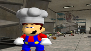 Mario's Hell Kitchen 153