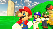 SMG4 Mario And... The Well 107