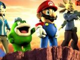 SMG4: Mario Saves Anime