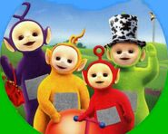 "Teletubbies say ""Eh Oh!"""
