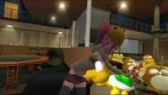 The Mario Café 107