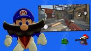 SMG4 Mario and the Waluigi Apocalypse 008